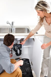 woman-with-plumber